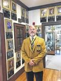 Bob Ashley Inducted into West Virginia University's Hall of Fame image