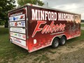 Marching Falcons Receive New Equipment Trailers image