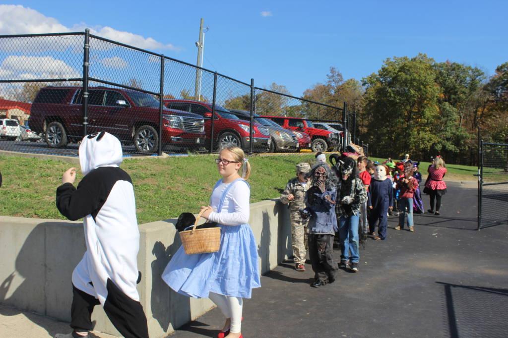 4th Grade Parade