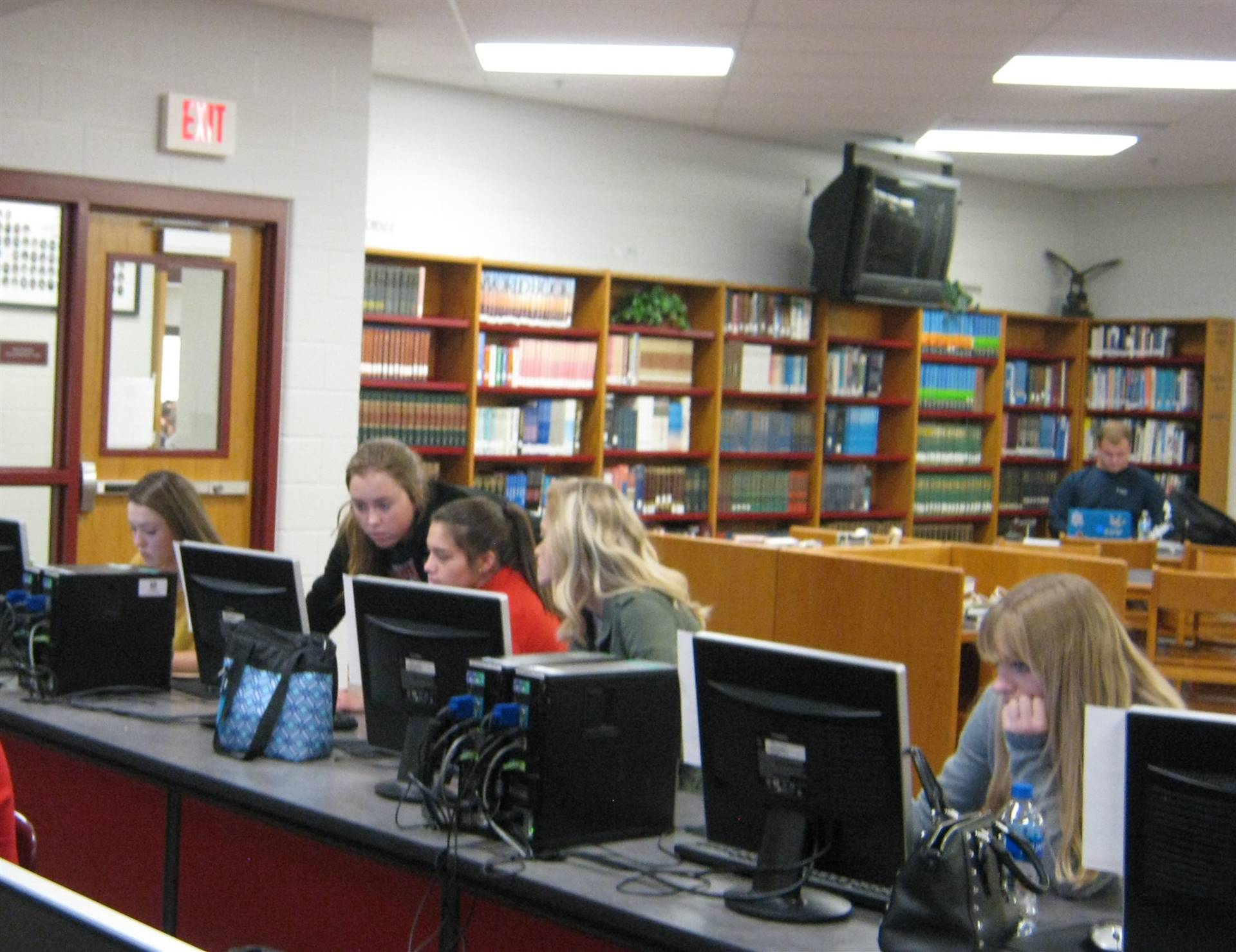 MHS Media Center