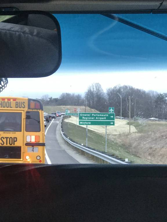823 Bypass Opening