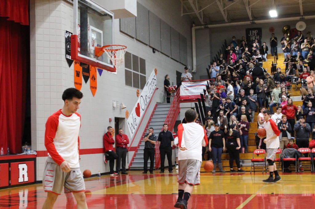 Boys Basketball vs. South Webster