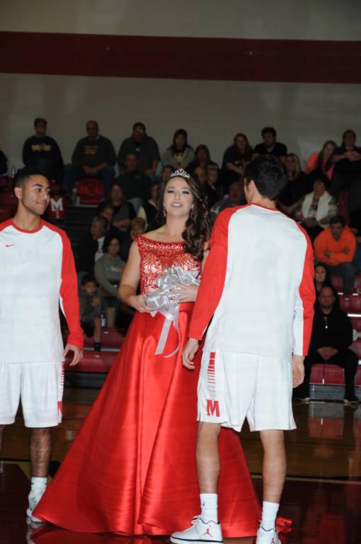 Basketball Homecoming