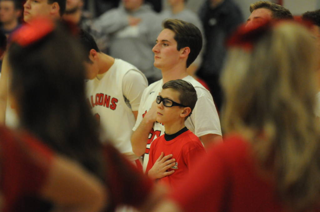 Boys Basketball vs. Valley