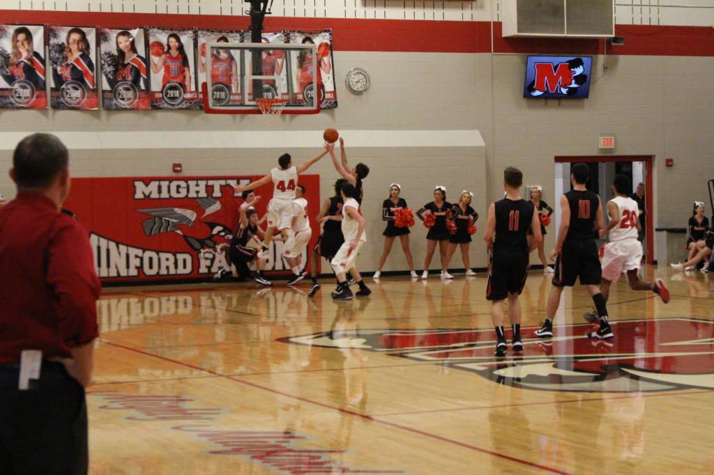 Boys Basketball vs. Wheelersburg