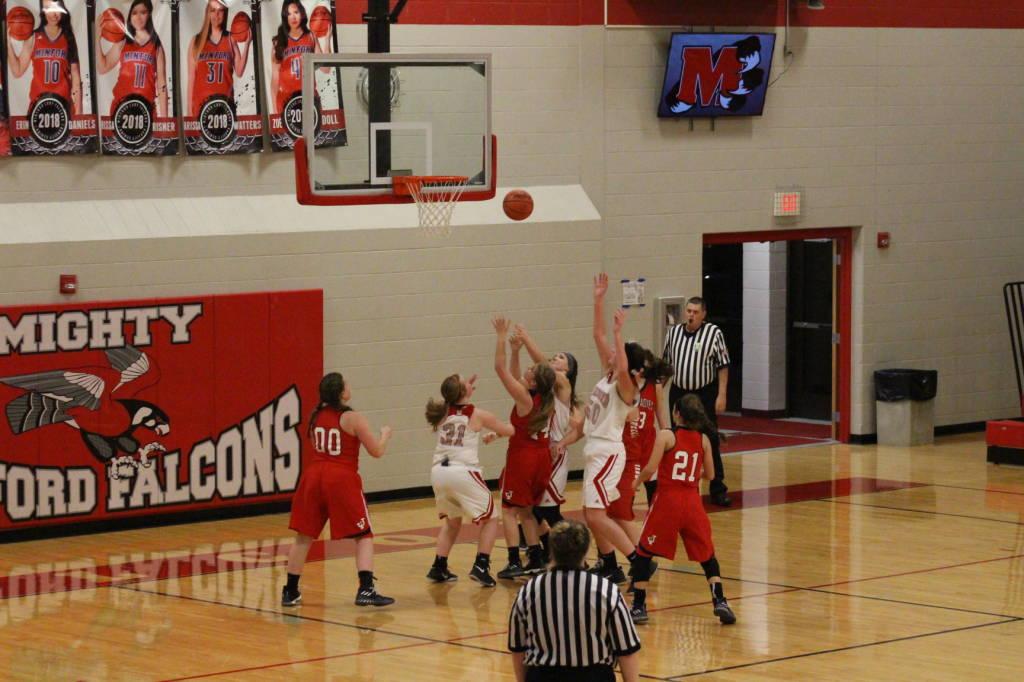 Girls Basketball vs. Ironton