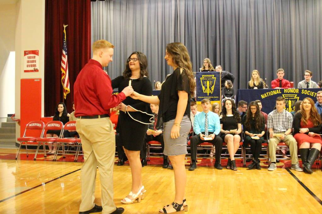 Induction 2017 - 2018