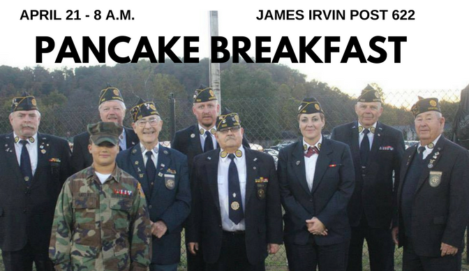 Legion Pancake Breakfast