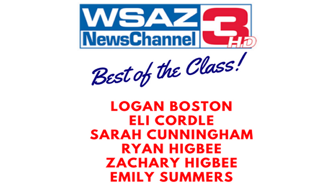 WSAZ Best of the Class