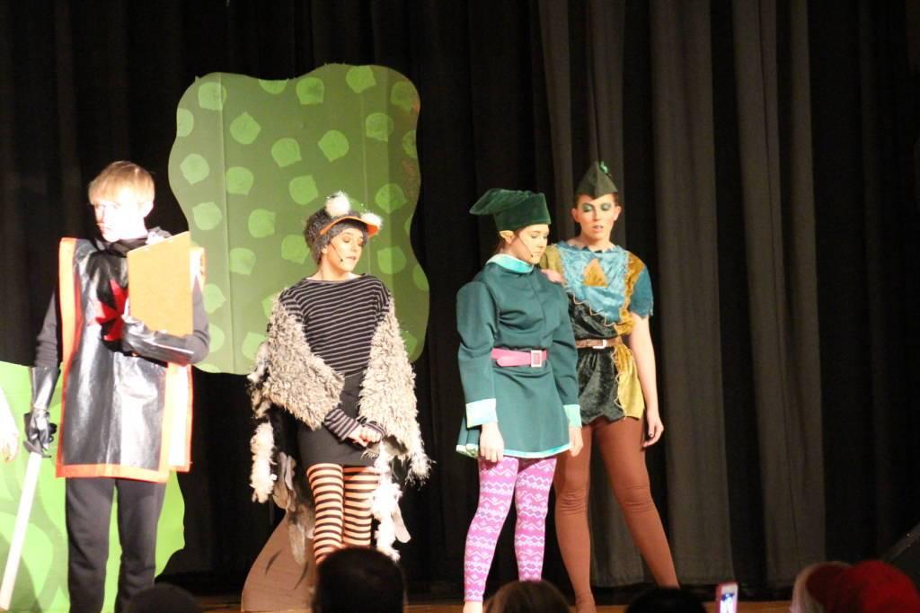 Shrek, The Musical