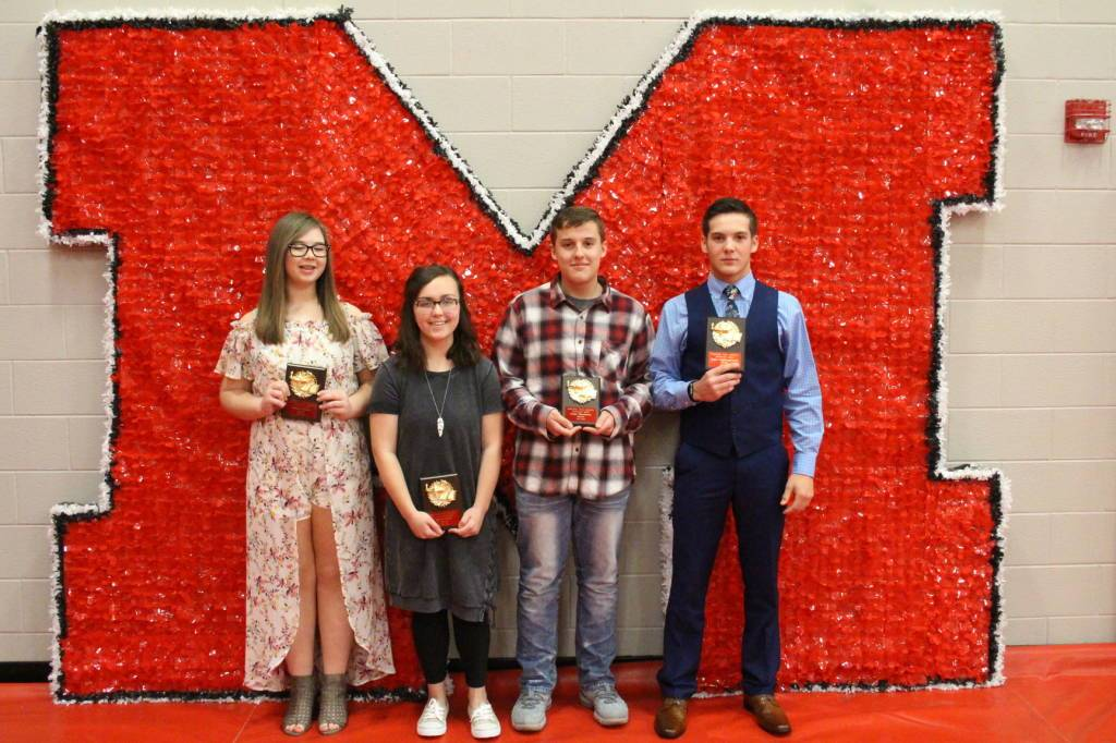 Scholarship Banquet 2017 - 2018