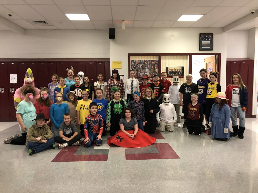 Kindness Week Character Day