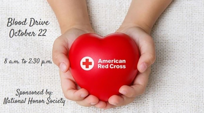 Blood Drive - October 22