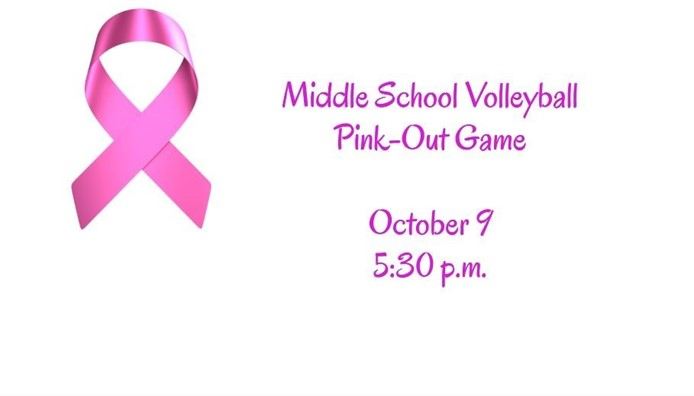 Pink Out Game - October 9