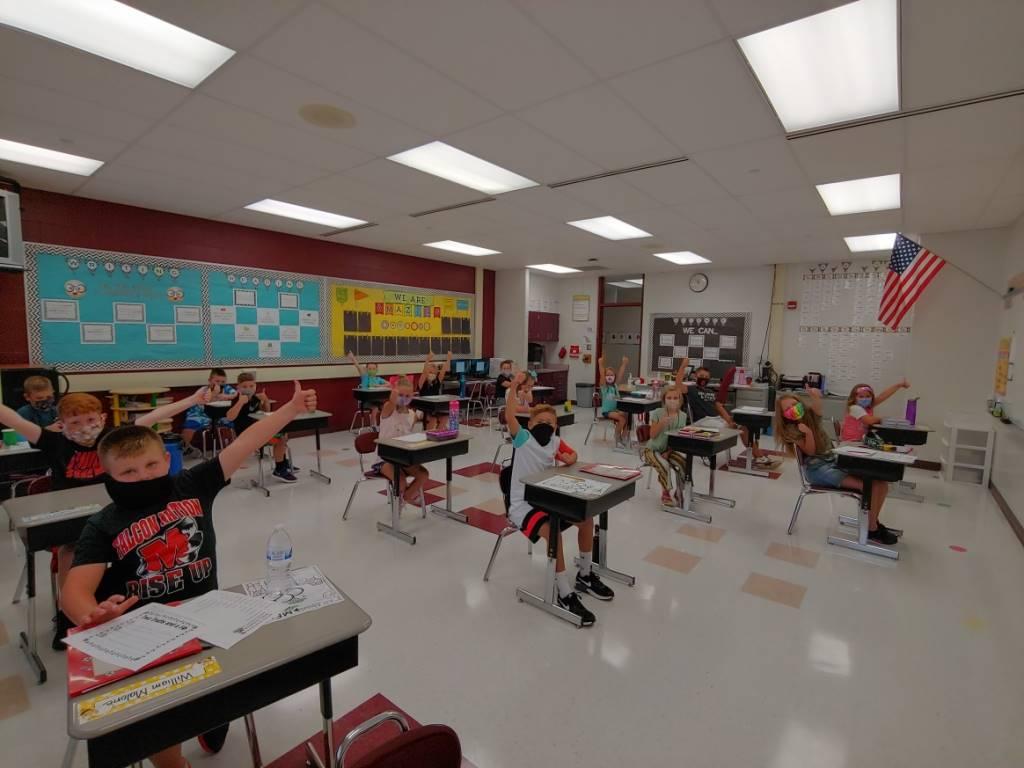 Mrs. McCoy's Class