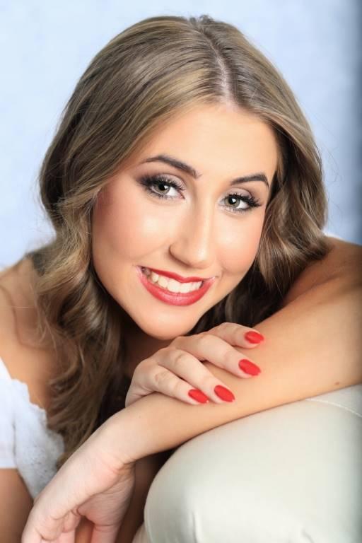 Emily Cram - Freshman Attendant